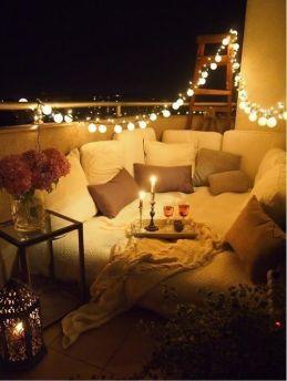 Cozy outdoor