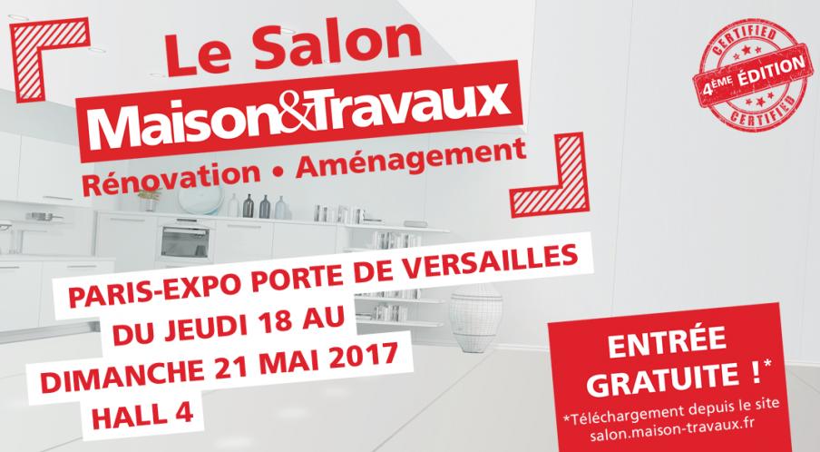 Salon Maison & Travaux du 18 au 21 mai | DecoMag