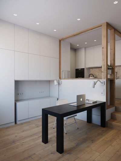 Multi-use-living-space-storage-plus-office-space