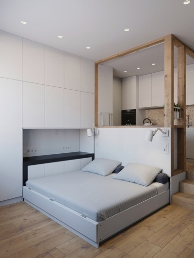 Storage-friendly-fold-out-bed-plus-couch-and-kitchen