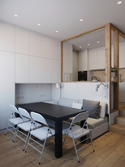 Wall-kitchen-partition-wooden-stencil-design